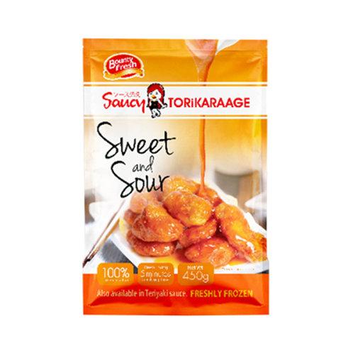 Bounty  Saucy ToriKaraage- Sweet & Sour 450g