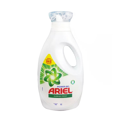 Ariel Liquid Detergent Sunrise Fresh Bottle 1L