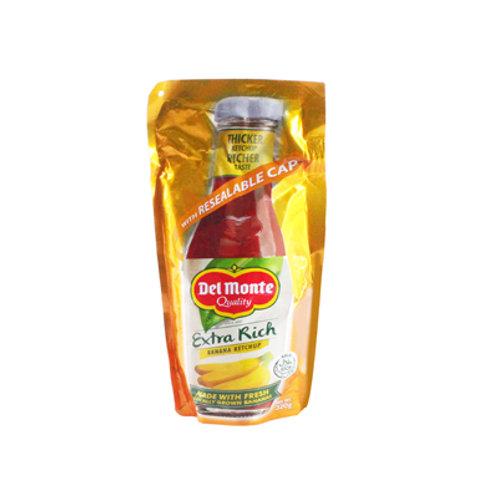 Del Monte Extra Rich Banana Ketchup SUP 320g