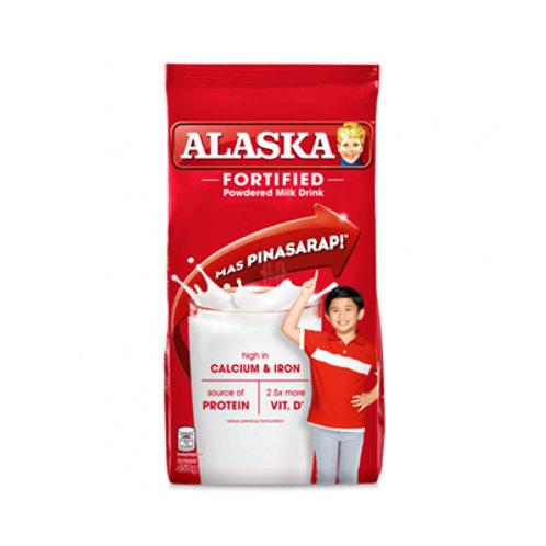 Alaska Powdered Milk Drink Pouch 450g
