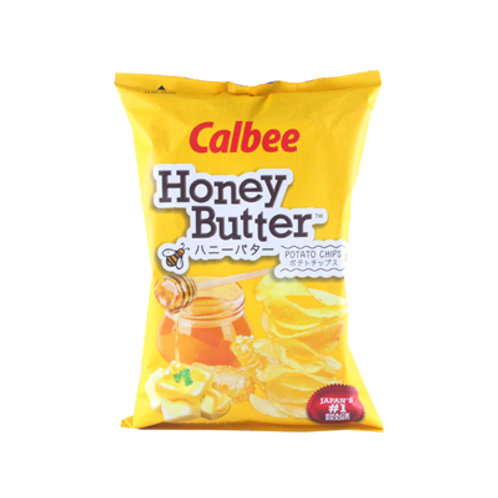 Calbee Honey Butter Potato Chips 170g