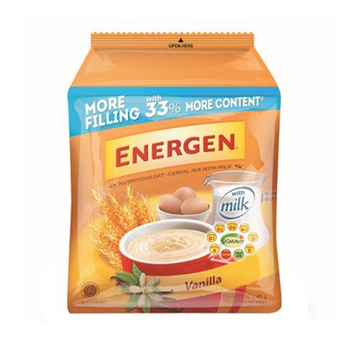 Energen Vanilla Bag 40g x 10s