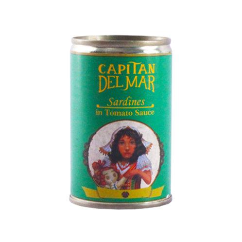 Capitan Sardines Tomato Sauce 155g