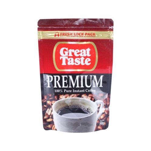 Great Taste Premium Blend Budget Pack 50g