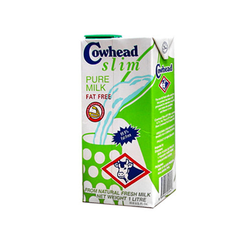 Cowhead Pure Slim High Calcium Nonfat 1L