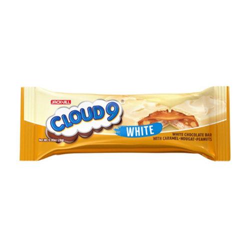 Cloud 9 White Bar 28g