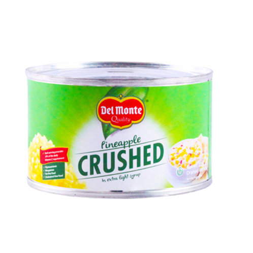 Del Monte Pine Crushed Flat 227g