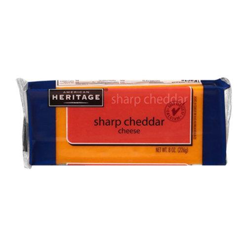 American Heritage Sharp Cheddar 8oz