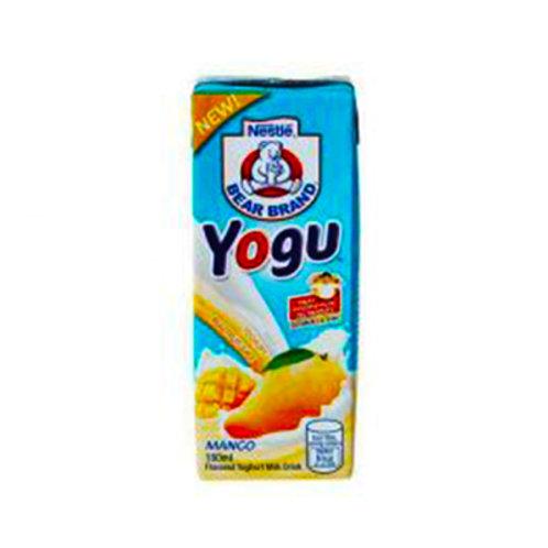 Bear Brand Yogu Mango Yoghurt Milk 180ml