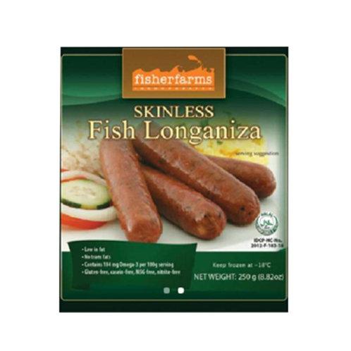 FFI Fish Skinless Fish Longanisa 250g