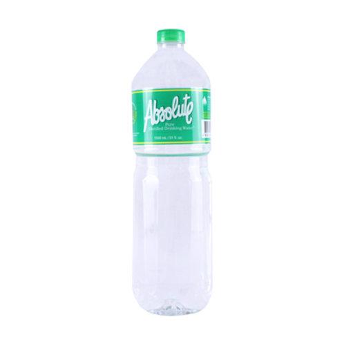Absolute Distilled Water 1500ml