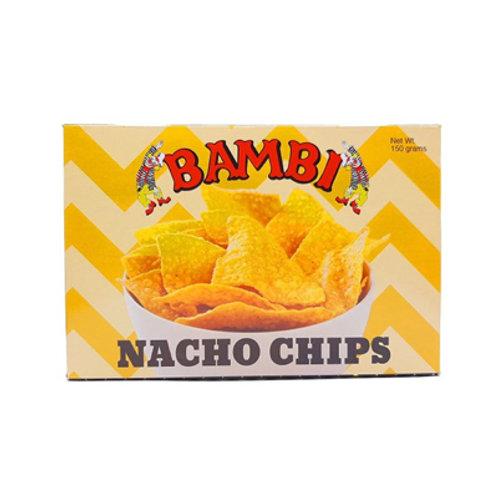Bambi Nacho Chips 150g