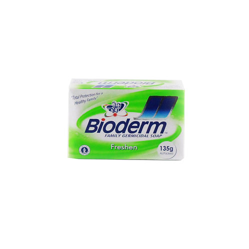 Bioderm Soap Freshen Green 135g