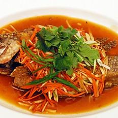 Sweet Sour Fish