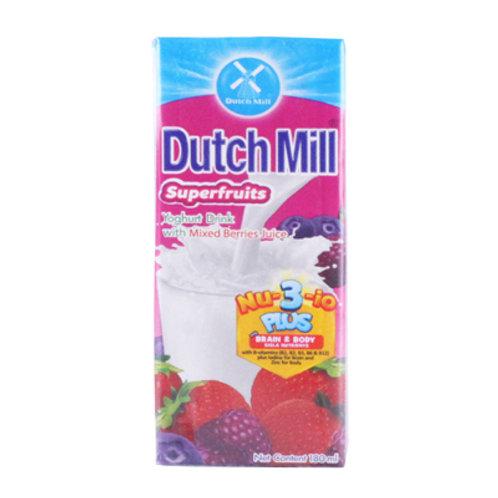 Dutchmill Superfruits 180ml
