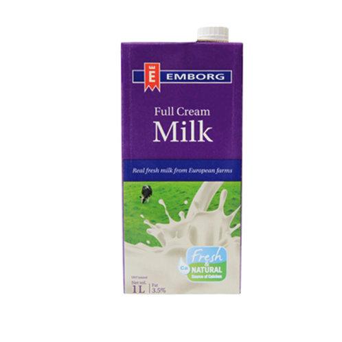Emborg Full Cream Milk 1L??