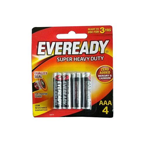 Eveready Battery SHD Xtra Small BlackBP4