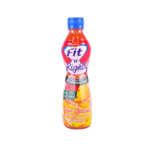 Del Monte Fit N' Right Four Seasons 330ml Pet