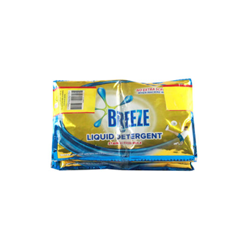 Breeze Liquid Detergent 64ml 6s