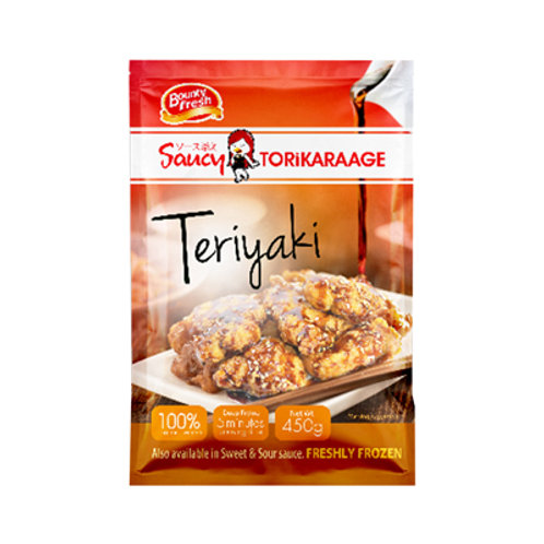 Bounty Saucy ToriKaraage Teriyaki 450g