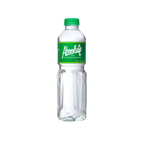 Absolute Distilled Water 350ml