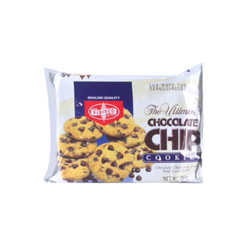 Fibisco Choco Chip Cookies 200g