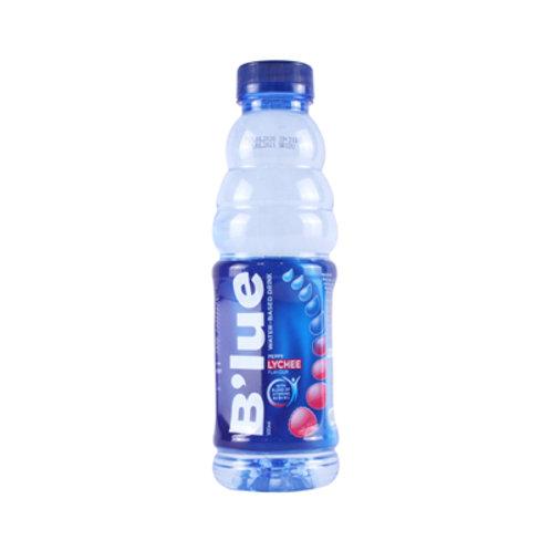 Blue Lychee Flavored Water Drink 500ml