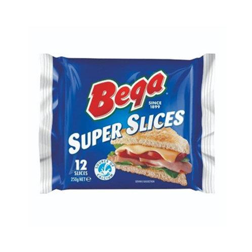 Bega Super Slices 250g
