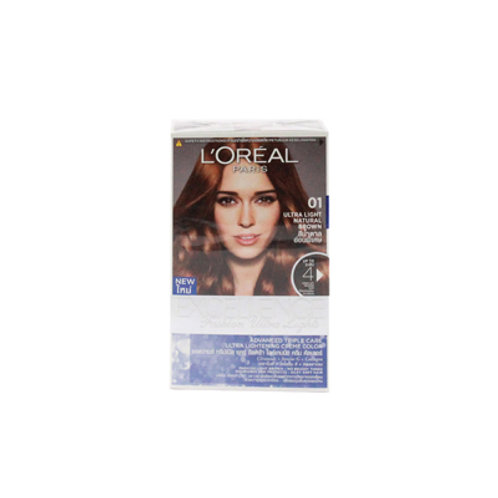 Excellence Hair Color Pure Natural Blonde 01