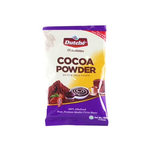 Dutche Alkalized Cocoa Powder 100g
