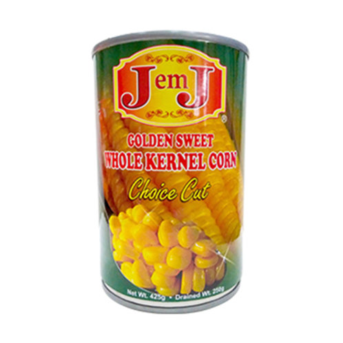 JemJ Whole Kernel Corn 15oz
