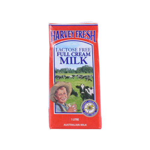 HARVEY FRESH Lactose Free Milk 1L