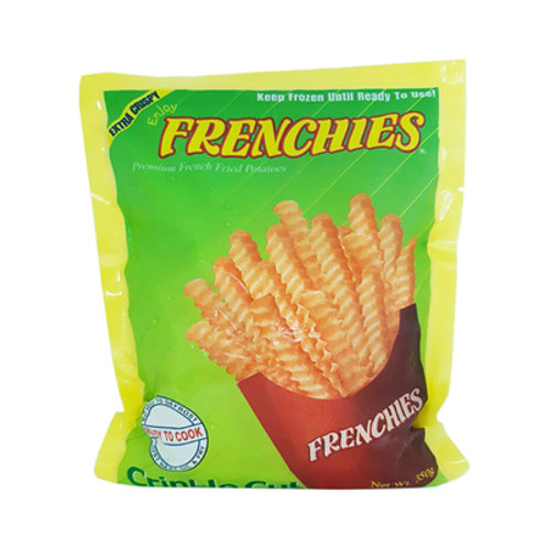 Frenchies Crinkle Cut Fries 350g