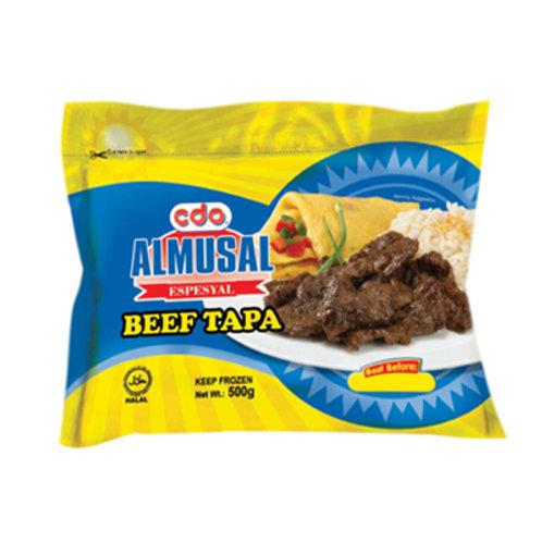 CDO Almusal Espesyal Beef Tapa 500g