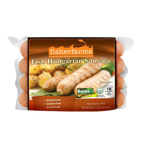 FFI Fish Hungarian Sausage 310g
