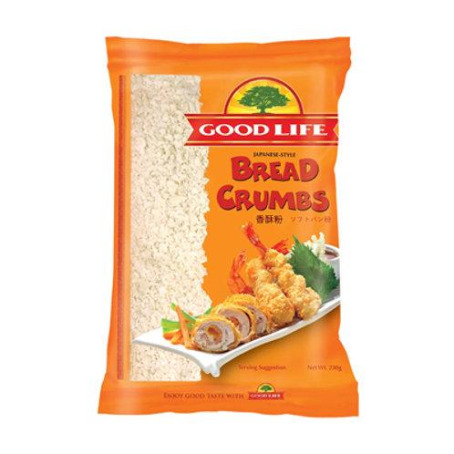 Good Life Bread Crumbs 80g