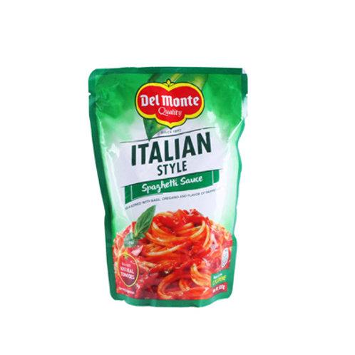 Del Monte Spaghetti Sauce Italian Style SUP 500g