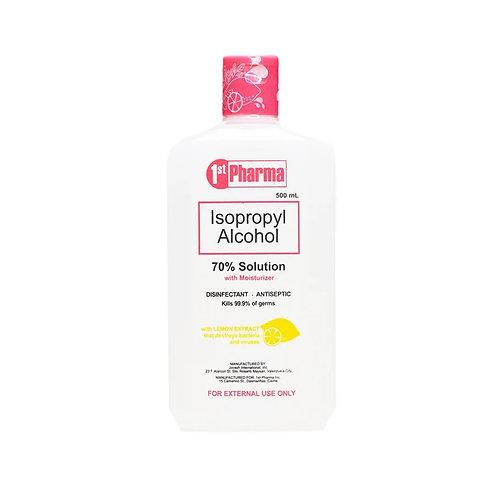 1stPharma 70%Alcohol Lemon 60ml