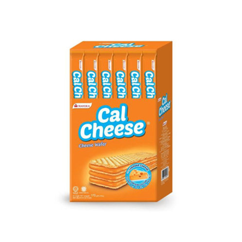 Cal Cheese Wafers 8.5g