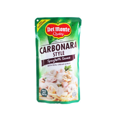 Del Monte Carbonara Pasta Sauce SUP 200g