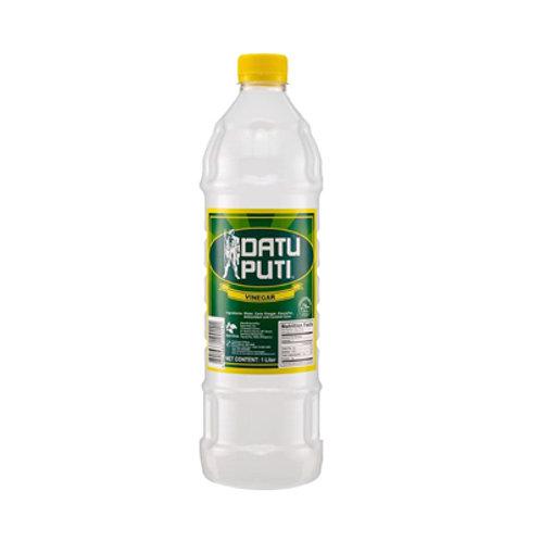 Datu Puti White Vinegar PET 1L