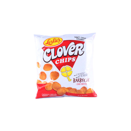 Clover Chips Barbecue 55g