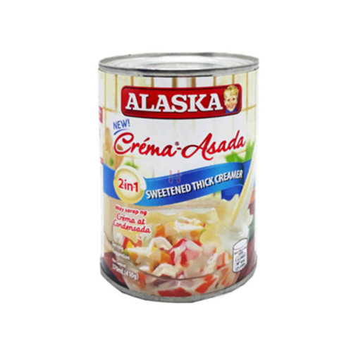 Alaska Crema Asada 370ml