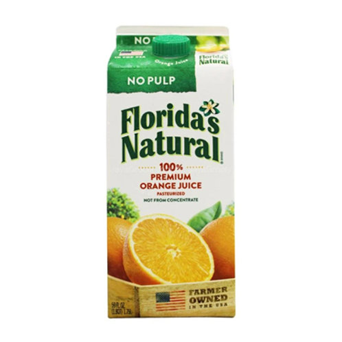 Florida's Original Orange Juice No Pulp 1.5L