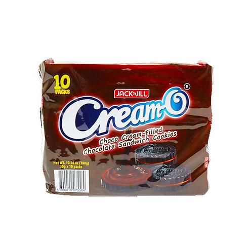 Cream-O Choco Fudge 30g x 10s