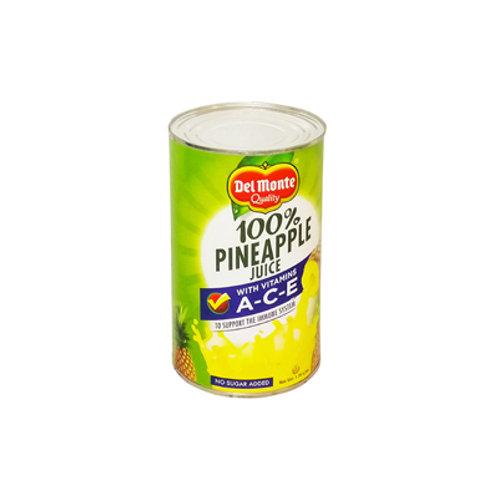 Del Monte 100% Pineapple Juice ACE 202