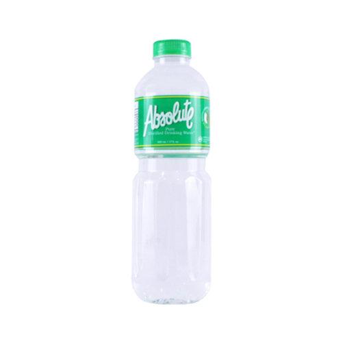 Absolute Distilled Water 500ml