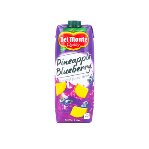 Del Monte Blueberry Juice Tetra 1L
