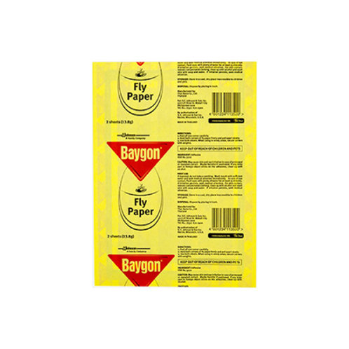 Baygon Fly Paper 200s