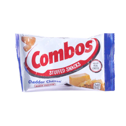 Combos Cheddar Cheese Singles 48.2g